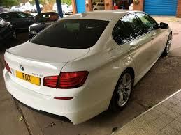 BMW Convertible 2012 bmw 528i m sport : Used 2012 BMW 5 SERIES 2.0 528I M SPORT 4d 242 BHP for sale in ...