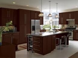 pearl espresso cabinets dark dark  carlisle espresso kitchen dark