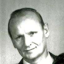 Mr. Harold Arnold Obituary - Visitation & Funeral Information