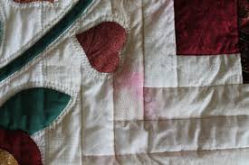 How to Repair A Quilt in 3 Ways & damaged quilt Adamdwight.com