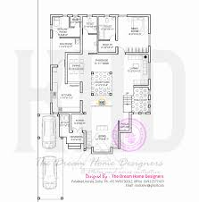handsome nalukettu house plans house plan modern house with floor plan kerala home design and