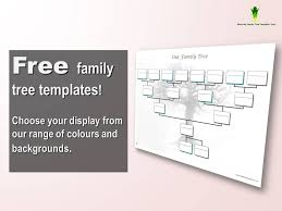 free family tree template word free editable family tree template word template business
