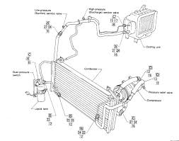 air conditioning system components. component layout air conditioning system components w