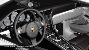 porsche 911 2015 interior. porsche 911 carrera cabriolet 2015 3d model max obj 9 interior