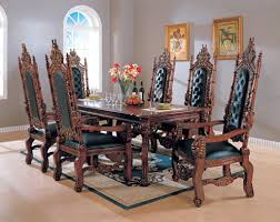 sofa oval pedestal dining table set room ideas from modern gothic
