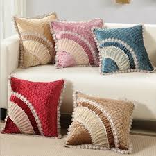 Small Picture Aliexpresscom Buy Luxurious Velvet Home Decor Cushion Velour
