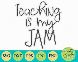 Or native technology svg animations: 16 Teacher In Need Of Break Teaching Is My Jam Thing School Etsy 18 Teaching Is My Jam Svg Free Gif