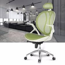 executive computer chair. Mid-Back Swivel Mesh Office Chair, Executive Computer Chair With 3-Position Locking