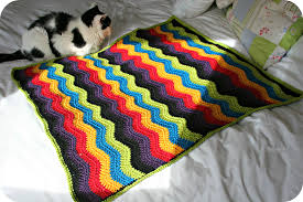 tadaa – the missoni inspired baby blanket – mummy limited
