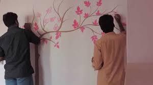 Deewar Par Painting Design Painting Tree On Wall