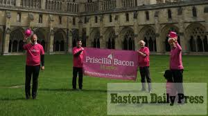 Priscilla Bacon Hospice Appeal's Pink Priscilla Day a success | Eastern  Daily Press