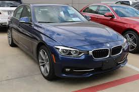 Coupe Series bmw 330i price : 2017 Mediterranean Blue Metallic BMW 330i 2.0 L For Sale - Park Place