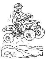 3 Kleurplaten Van Motorcross