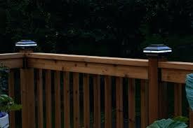 medium size of solar fence post lights solar light fence post caps 6x6 solar fence post