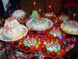 russian easter recipes manners customs and traditions  paskha