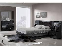 Modern Style Bedroom Set Marbella Bedroom Set In Modern Style 3313mr