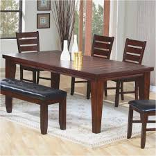 cherry wood kitchen table and chairs amazing black wood dining room set home design and cherry