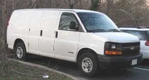 File:Chevrolet Express Van.jpg - Wikimedia Commons
