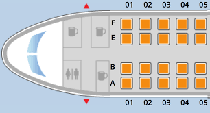 737 Max 200 Seating Chart Where To Sit On Uniteds 737 Max 9 Economy And First Class