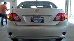 Classic Silver 2009 Toyota Corolla LE @ Eastside Mazda Volkswagen ...