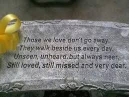 Inspirational Quotes About Loss Of A Loved One. QuotesGram via Relatably.com