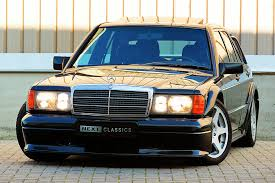 Buy your mercedes benz 190e 2.5 16 used safely with reezocar and find the best price thanks to our millions of ads. 1990 Mercedes Benz 190e 2 5 16 Evolution Ii Auctioned Off Man Of Many
