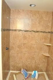 how to put tile on wall in bathroom tips for installing corner shelves in tile shower