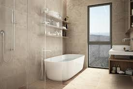 how to clean a natural stone shower