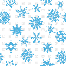 snowflake background clipart. Exellent Clipart Seamless Blue Snowflakes Background Vector Image U2013 Artwork Of  Backgrounds Textures Abstract  Click To Zoom With Snowflake Background Clipart L