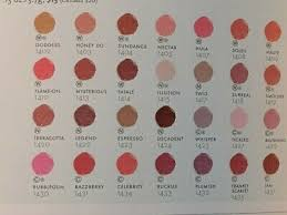 Arbonne Blush Color Chart Arbonne Lipstick About Face Original Retired Discontinued