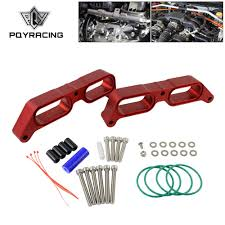 Engine Compatibility Chart Toyota Pqy Billet Power Block Intake Manifold Spacer For 13 Subaru Brz 13 16 Scion Fr S 17 Toyota 86 Fa20 Engine 19hp 15tq Red