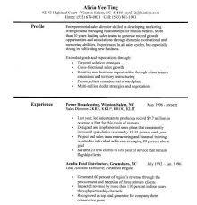 Sales Resume Skills Sales Associate Resume Selling Examples