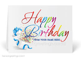 Birthday Business Cards Happy Birthday Cards For Business 39095 Harrison Greetings