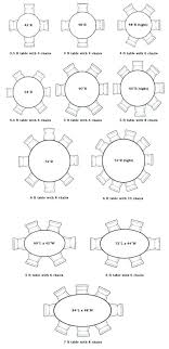 4 Foot Round Tables Gmdiet Co