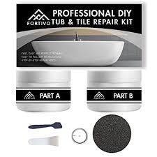 tub repair kit white for acrylic