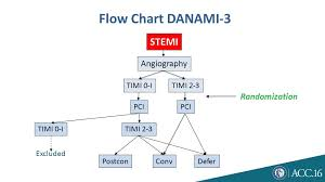 Timi Flow Chart The Third Danish Study Of Optimal Acute Treatment Of