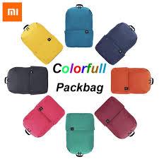<b>Xiaomi Mi Backpack 10L</b> 8 Colors 165g <b>Urban</b> Leisure Sports Chest ...