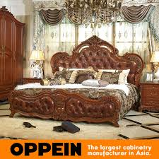 bedroom furniture china china bedroom furniture china. luxury and traditional solid wood bed with brown leather bedroom furniture from china factory ob