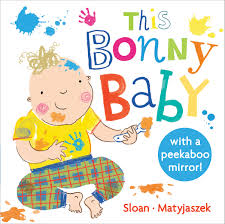 child looking in mirror clipart. illustrated by kasia matyjaszek; michelle sloan - this bonny baby: a mirror board book child looking in clipart