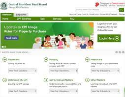 Central Provident Fund (CPF) Singapore