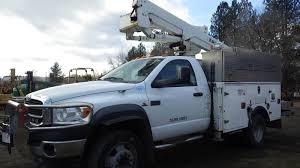 2009 Sterling 5500 Boom / Bucket Truck For Sale, 103,810 Miles ...