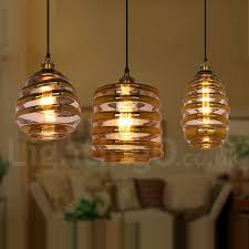 european glass pendant light bar cafe lounge dining room pendant lamp