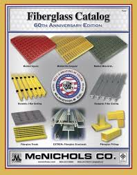 Mcnichols Fiberglass Catalog