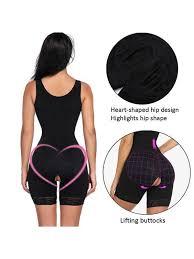 Full Body Waist Trainer Tummy Modeling Strap Slimming Girdle