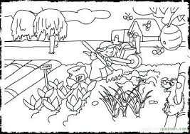 Vegetable Garden Coloring Page Musings Its Hard To Vegetable Garden