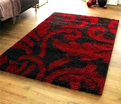 red black area rugs and brown 8x10 gray rug r