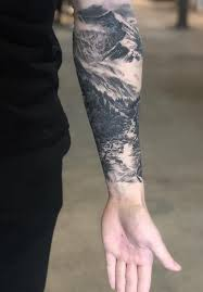 Check out our arm sleeve tattoo selection for the very best in unique or custom, handmade pieces from our tattooing shops. 45 Interesting Half Full Sleeve Tattoo Designs For Men Women