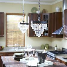 oil rubbed bronze crystal chandelier bay 2 light
