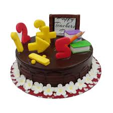 Teachers Day Special Cake Countline Maldives