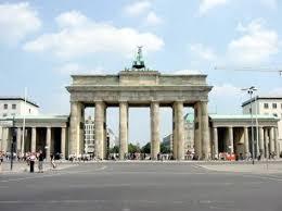 Kết quả hình ảnh cho Cổng Brandenburg